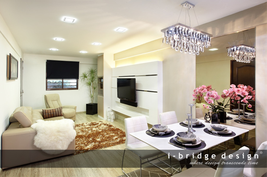 Home HDB Renovation Interior Design House Decor Designing Singapore