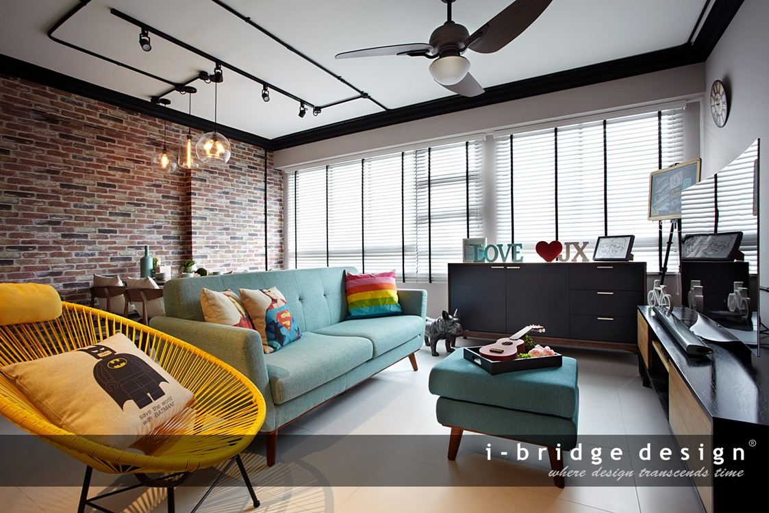 Famous interior design firm in singapore for Architecture firms in singapore